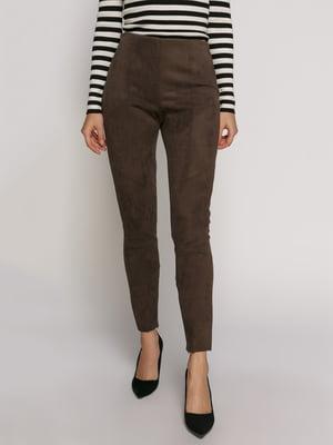 Штани коричневі | 4877027