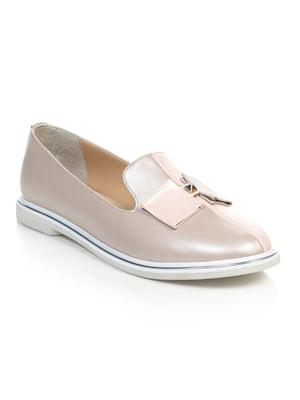 Туфли цвета пудры | 4874808