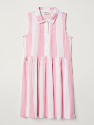 Платье в полоску | 4894496