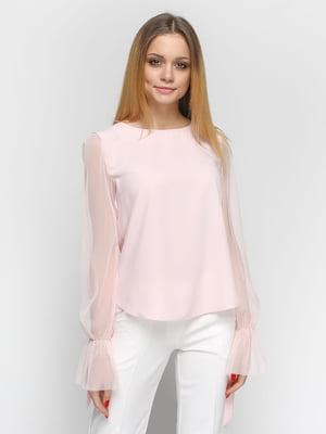 Блуза рожева | 4891449