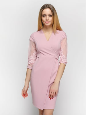 Сукня рожева   4891489