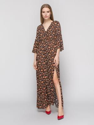 Сукня в квітковий принт | 4873480