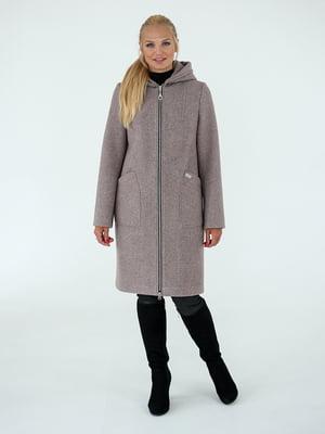 Пальто бежевое | 4896810