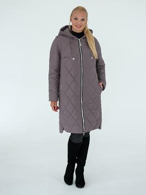 Пальто світло-коричневе - Waukeen - 4896829