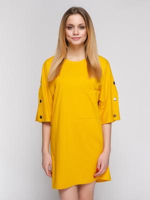 Сукня жовта | 4874070