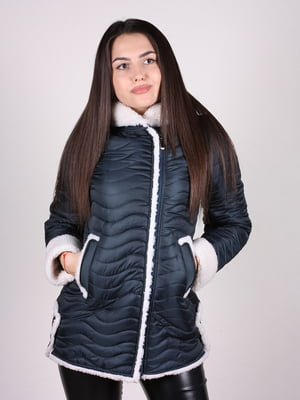 Куртка темно-синяя | 4897423