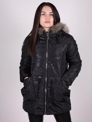 Куртка черная | 4897425