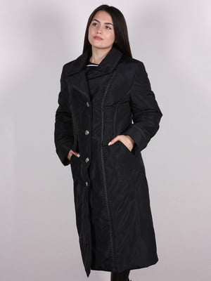 Пальто черное | 4897437