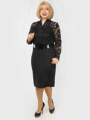 Платье черное | 4888857