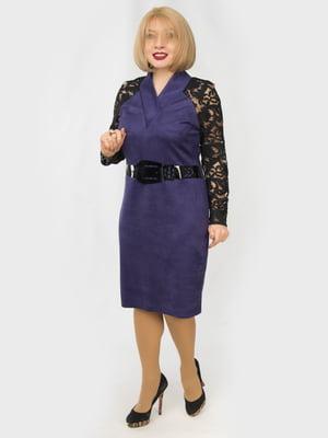 Сукня фіолетова | 4888859
