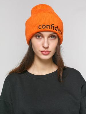 Шапка помаранчева | 4875081