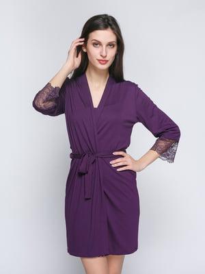 Комплект: халат та нічна сорочка | 4887021