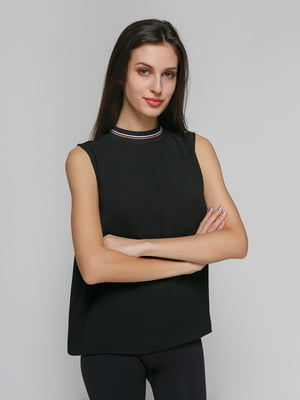 Блуза чорна | 4876128