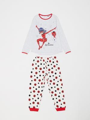 Піжама: лонгслів і штани | 4876562