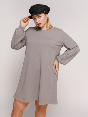 Сукня сіра | 4894216