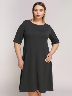 Сукня темно-сіра | 4894220