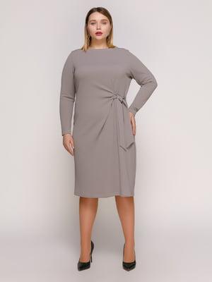 Сукня сіра | 4894207