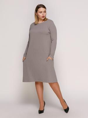 Сукня сіра | 4894213