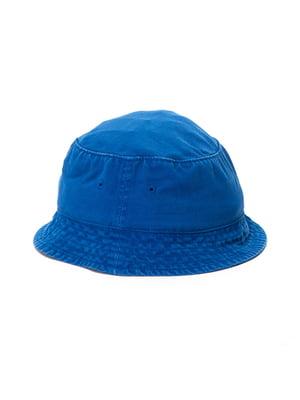 Панамка ярко-синяя | 4865240