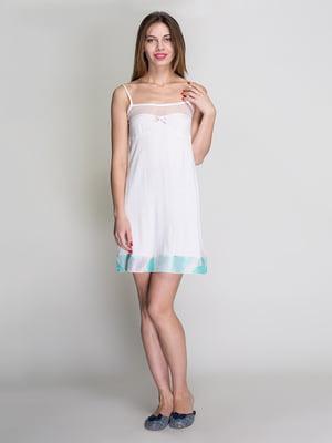 Сорочка нічна молочного кольору | 3956888