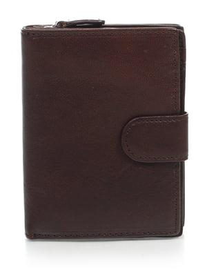 Гаманець коричневий | 4897679