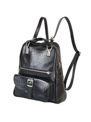 Рюкзак чорний | 4872876