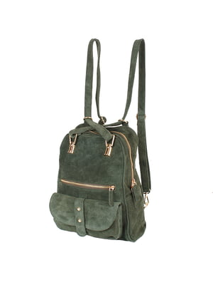 Рюкзак оливкового цвета | 4872878