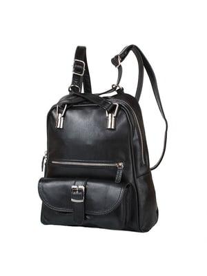 Рюкзак чорний | 4898236