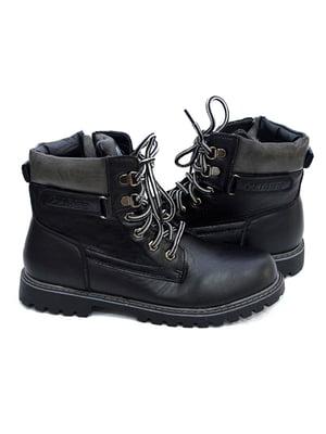 Черевики чорні   4898616