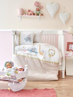 Комплект постельного белья для младенцев | 4897968