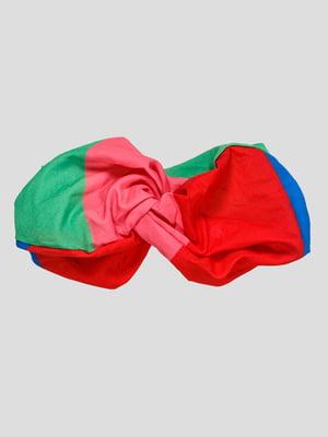 Пов'язка на голову різнобарвна | 4874646