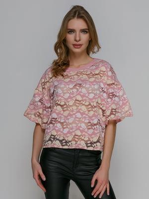 Блуза в рисунок | 4873494