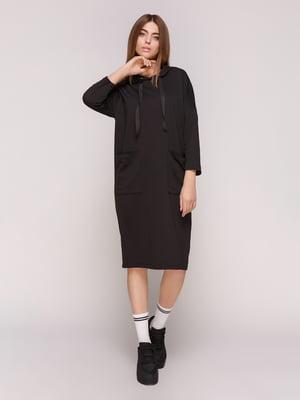 Платье черное | 4887013
