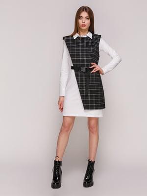 Комплект: платье и жилет | 4887000