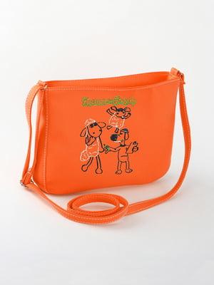 Сумка помаранчева | 4901140