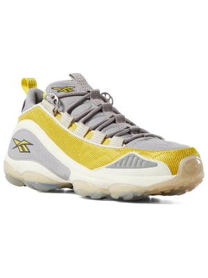 Кросівки жовто-сірі | 4877287