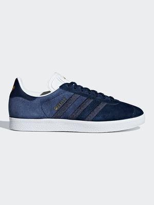 Кроссовки синие | 4876891