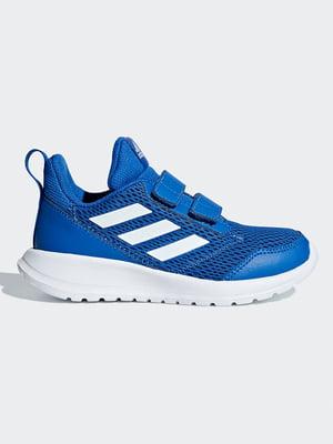 Кроссовки синие   4886208