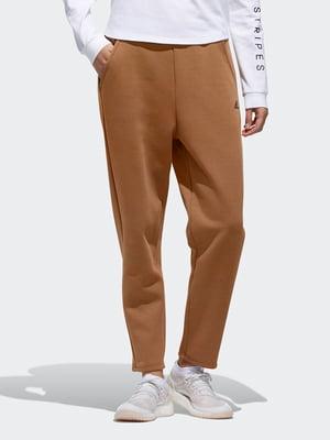 Штани коричневі | 4895909