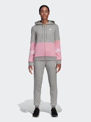 Костюм спортивний: толстовка та штани | 4895928