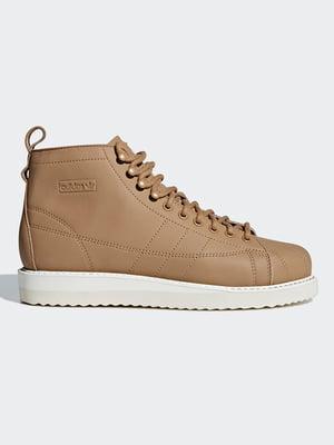 Ботинки бежевые | 4877046