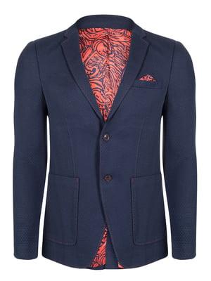 Піджак синій   4715292