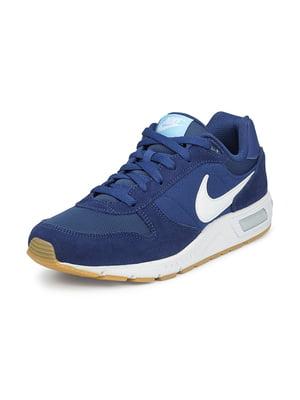Кроссовки синие | 4901868