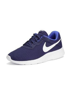 Кроссовки синие | 4901876