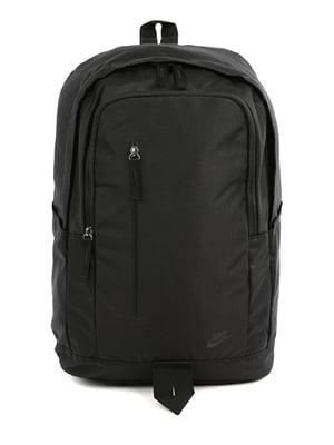 Рюкзак чорний | 4901887