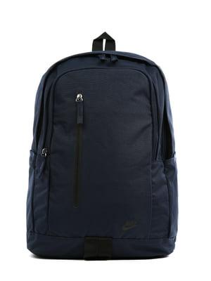 Рюкзак синій | 4901888