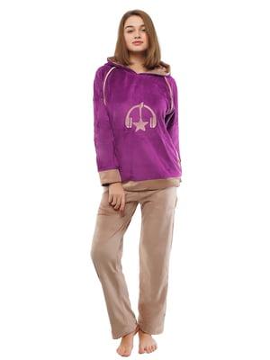 Піжама: худі і штани   4902036
