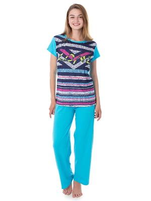 Піжама: футболка і штани | 4902069