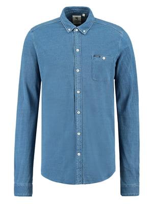 Сорочка синя | 4901670