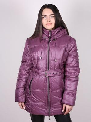 Куртка сиреневая | 4902396